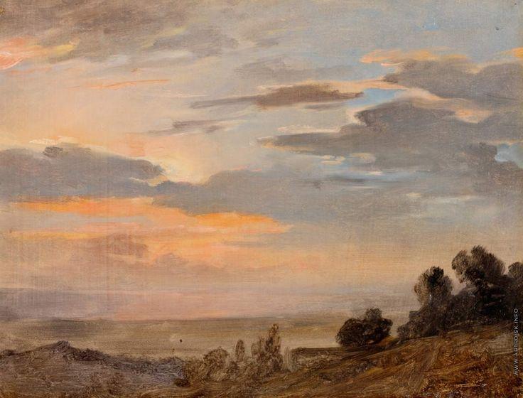 басин вечерние облака - Поиск в Google