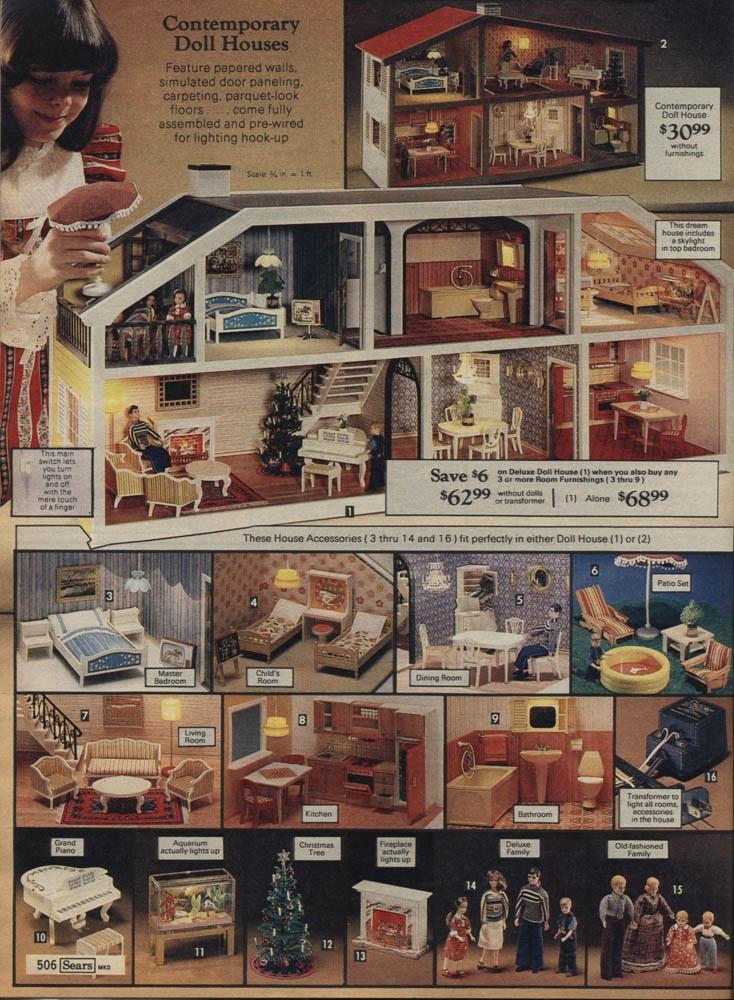 .A classic Lundby advertisement
