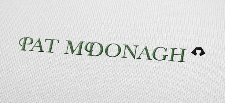 Pat McDonagh forever branded