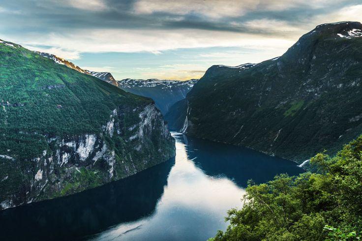 Geirangerfjord. Kuva: Giuseppe Milo, Flickr CC