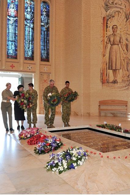 The Australian Army's 110th Birthday - Canberra, 2011.