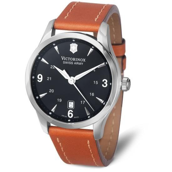 Zegarek Victorinox, 1700 PLN  www.YES.pl/54491-zegarek-victorinox-TC34137-S0000-SAB000-000 #watches #BizuteriaYES #menswatches #buyonline #shop #Poland #freedelivery