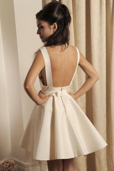 Robe de mariée Meryl Suissa 2014 - Modèle Dean