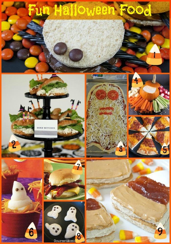 halloween healthy meal ideas
