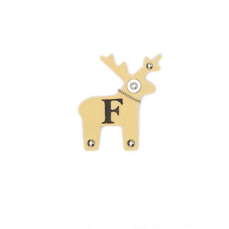 Jelení šperky monogramy Freddie