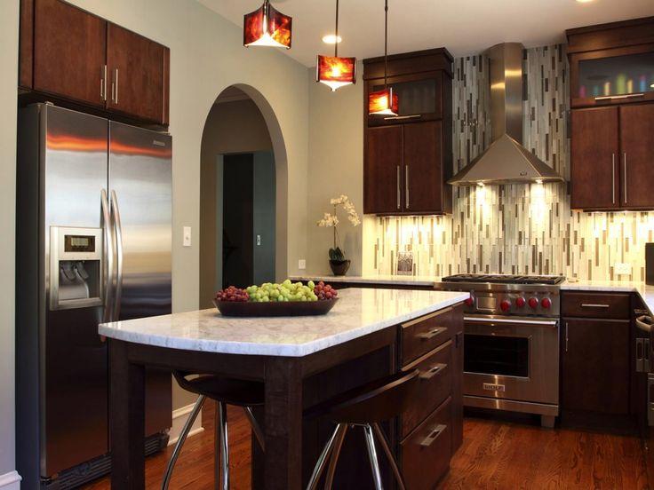 Narrow kitchen island for Narrow kitchen ideas home