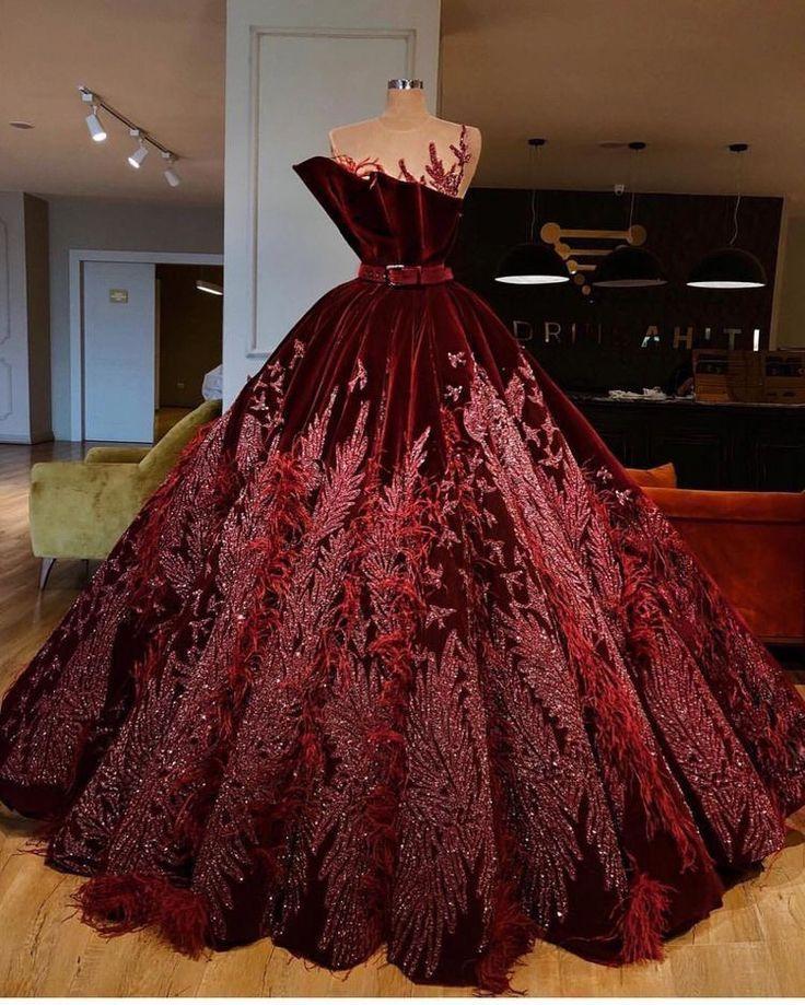28 superbes idées de robes pour le tapis rouge – Lareinasanlove – #de #idées