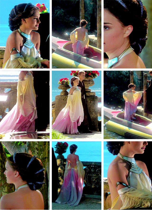 Padmé's Lake Gown,I need this in my life so bad