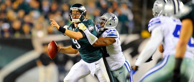Video: Jason Babin Says Things in Philly Just Kind of Got Stagnant