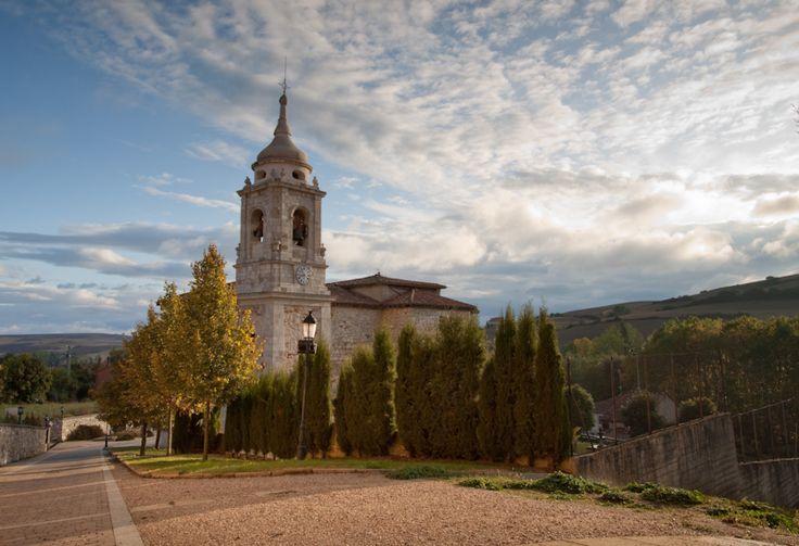 Villafranca Montes de Oca, Burgos, Camino de Santiago