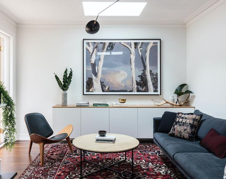 Regram from @thedesignory of their beautiful Lugar House decorating project in Bronte, featuring Lindsay Blamey's compelling & striking 'Trees of Mona' work. Melbourne based visual artist Lindsay Blamey's work is available @otomys / Image by @tfadtomferguson. VISIT US in the gallery TODAY we're open 10am-2pm & we'd love to see you.   #otomys #thedesignory #interiordesign #interior #livingroom #sydneyinteriordesign #instainterior #designerliving #lindsayblamey #photography