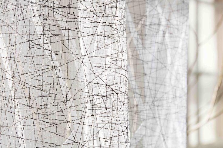 Ella Wavw de Rasch Textil, Evolution Collection. #zigzag #zigazaga #ontariofabrics