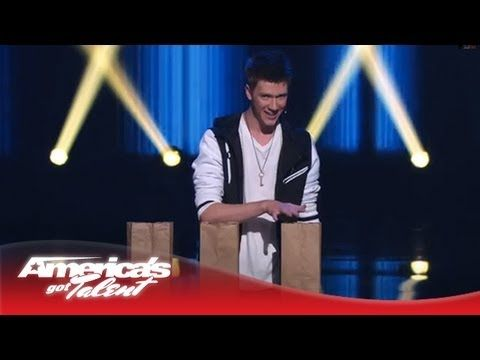 ▶ Collins Key - Magician Smashes Nick Cannon's Expensive Watch - America's Got Talent 2013 - YouTube
