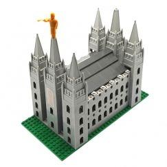 12 Best Lego Plans Images On Pinterest Lds Temples Lego