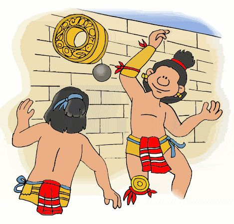 The Aztecs for Kids - Ball games