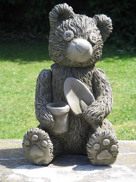 There Is Quite A Variety In The Teddy Bear Statue Range, Including The  Highly Popular Small Teddy Statues Which Are Popular For Use On Childrenu0027s  Graves.