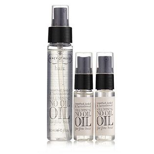 Percy & Reed 3 Piece No Oil Volumising Collection