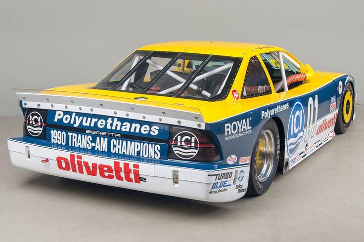 1990 CHEVROLET BERETTA TRANS-AM RACECAR