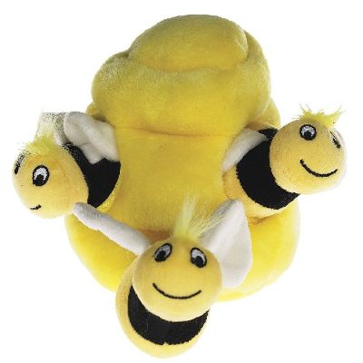 The Dog Toy Hide A Bee toy is perfect for your pooch! It helps them develop problem solving skills, and will keep them entertained for hours! Grab yours today, instore or online.