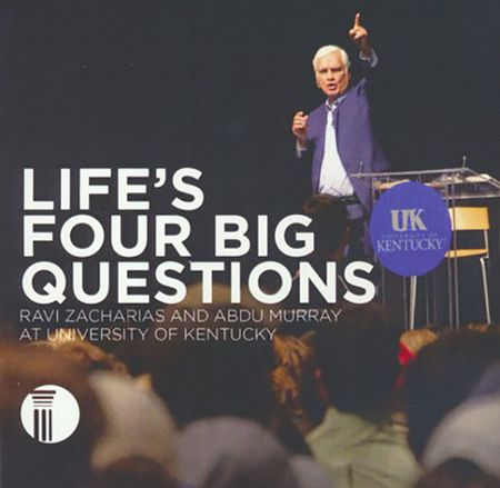 Life's Four Big Questions: Ravi Zacharias and Abdu Murray at the  University of Kentucky, CD