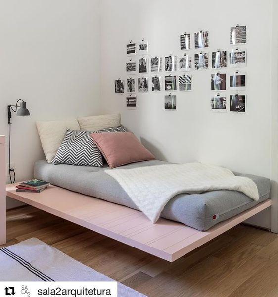 747a1a2615 Cama de adolescente descolada com nosso futon. Projeto  sala2arquitetura  para  ideazarvos  repost  futon  futonclassic  cama  quarto  bedroom…