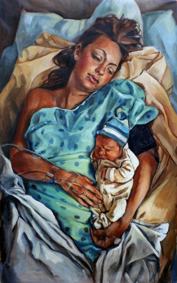 A terrific post about the difficult (and painful) topic of birth-related trauma and PTSD after childbirth. From MidwifeThinking.com