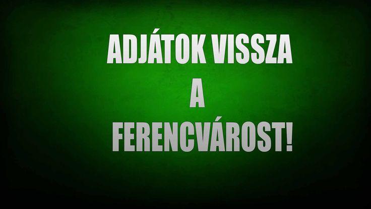 Adjátok Vissza A Ferencvárost! - FradiSzív
