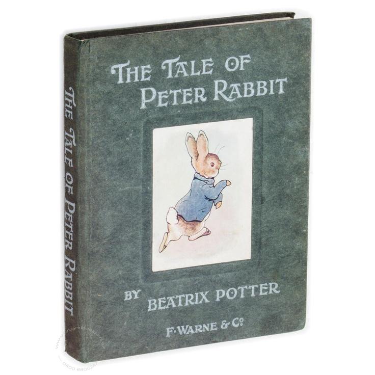 Beatrix potter the tale of peter rabbit english literature essay