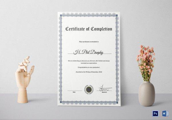 attractive-formal-graduation-certificate-of-completion