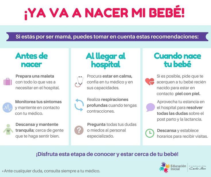 #Embarazo #Parto #Bebé #Tips #Mamá #Padres