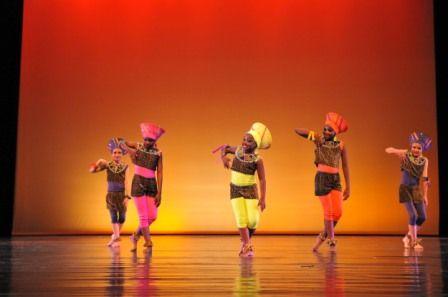 Performance at the New Prague Dance Festival.