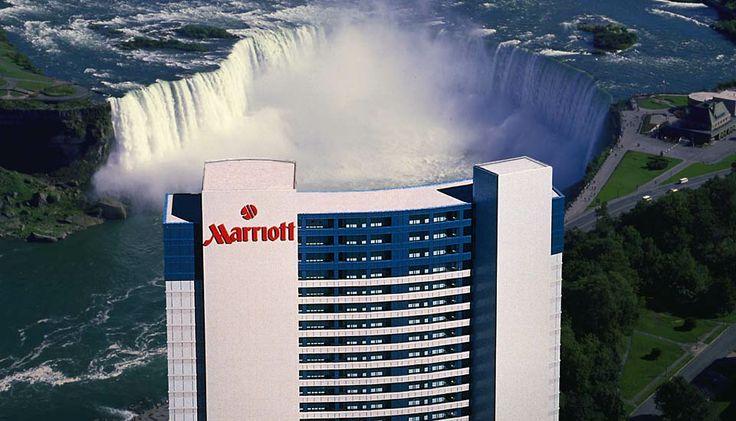 Niagara Falls spa hotel