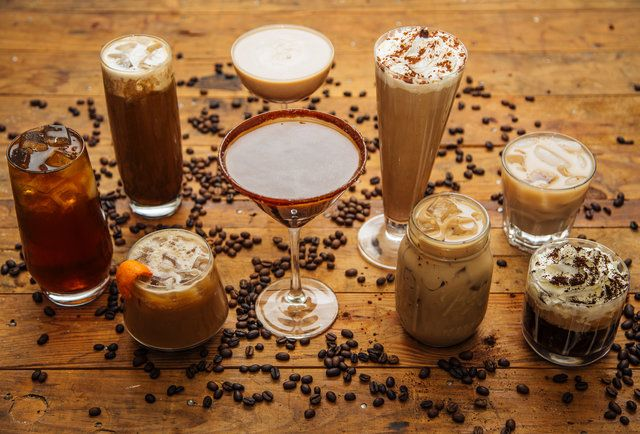 9 Boozy Iced Coffee Cocktails You Can Make Right Now