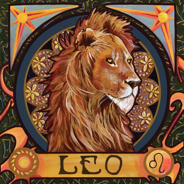 тест картинки на тему знак зодиака лев композиции растений разбитом