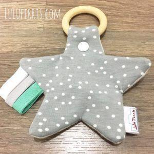 three formas fáciles y bonitas de hacer un mordedor para bebé – #bébé #bonitas