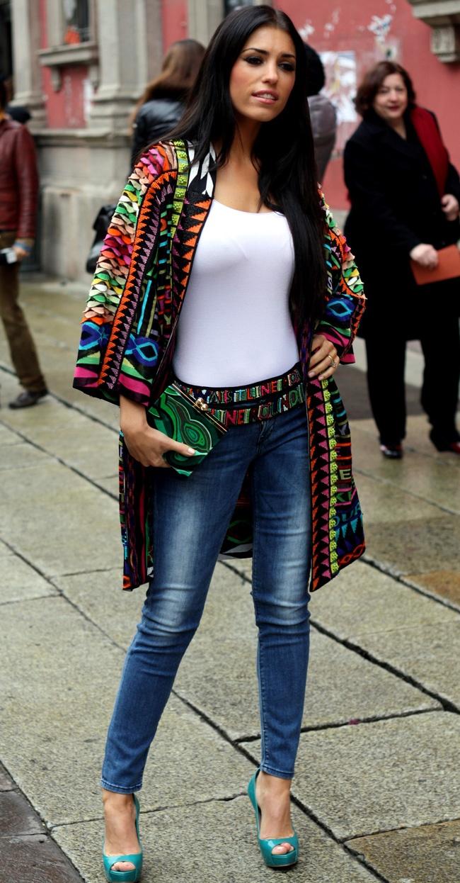 Yolanthe Cabau, I like the vest