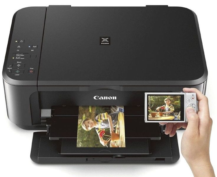 Canon Pixma MG3620 Wireless Inkjet All In One Printer Brand New With Ink! #Canon