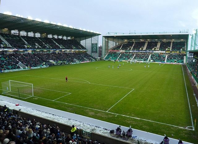 Easter Road Stadium, Home of the Hibernian FC