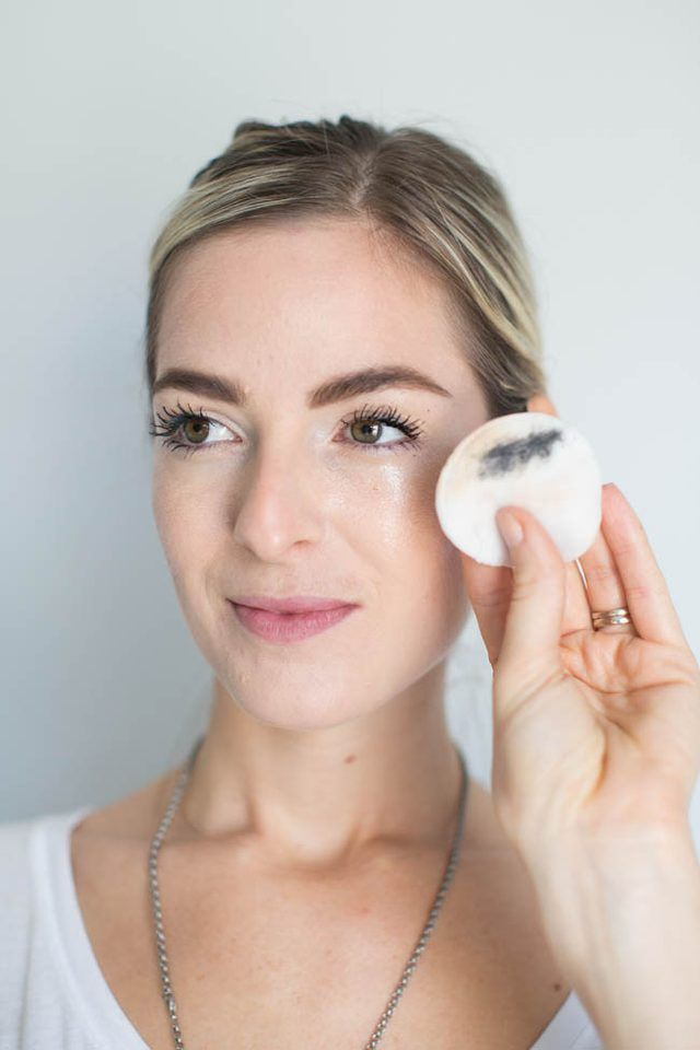 Make your own makeup remover wipes with a simple all-natural recipe that can handle even the toughest mascara - and save you money.