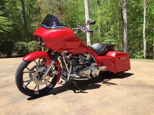 2010 Harley-Davidson FLTRX Road Glide Custom - Greenwood, SC