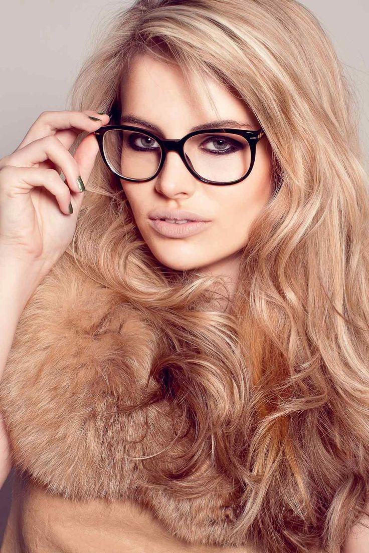 How to Grab Eyeballs With Hair And Make-Up With Glasses                                                                                                                                                                                 More