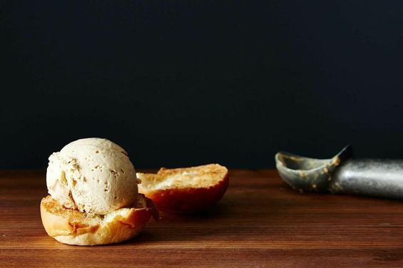 Nigella Lawson's One-Step, No-Churn Coffee Ice Cream, a recipe on Food52