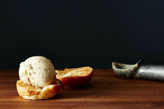 Nigella Lawson's One-Step, No-Churn Coffee Ice Cream, a recipe on Food52