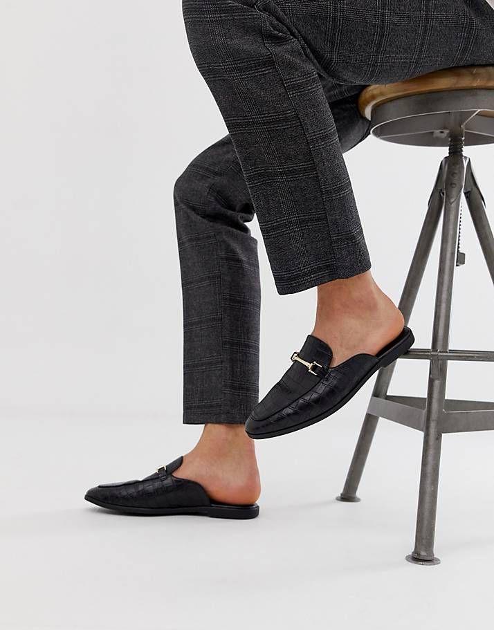 Buty Meskie Meskie Obuwie Na Co Dzien I Buty Wizytowe Asos Dress Shoes Men Loafer Mules Asos Designs