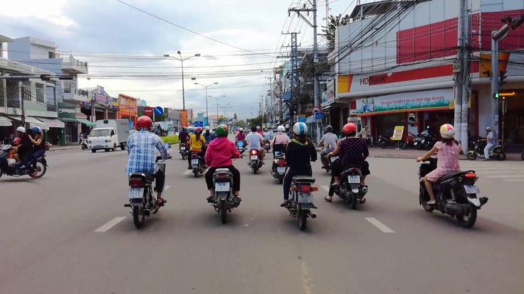 Nha Trang street in october 2017   #nhatrang2017 #Vietnam #Video #street #roadbike #nhatrangvietnam #nhatrang