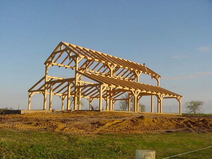 304 best images about barn house ideas on pinterest for Ranch timber frame plans