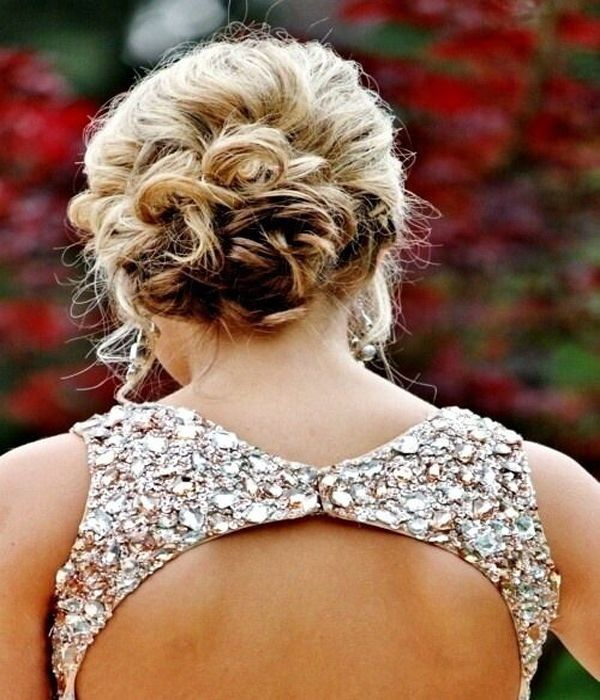 Remarkable 1000 Ideas About Cute Prom Hairstyles On Pinterest Prom Hairstyles For Women Draintrainus