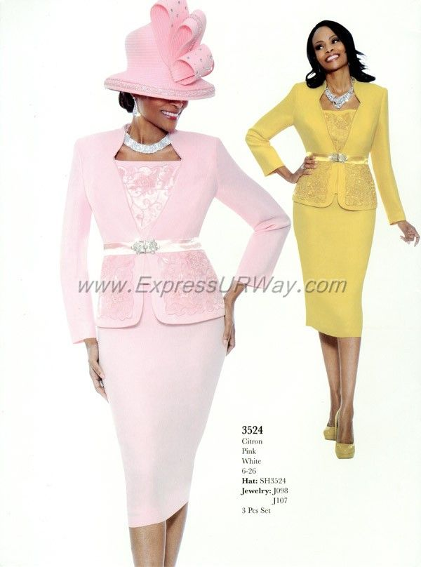 Skirt Suits For Church By Susanna Spring 2014 Www Expressurway
