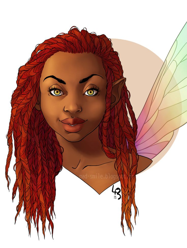 Commission, Josara the fairy http://mad-smile.blogspot.fr/