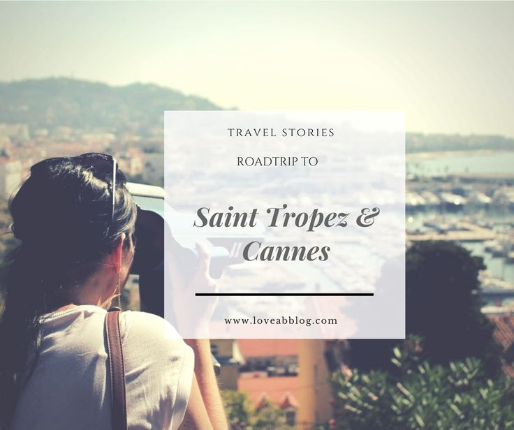 Another days in France. Read Travel Story from Saint Tropez and Cannes on my blog.